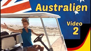 Unsere Reise durch Australien - Our Trip through Australia! (Video 4)