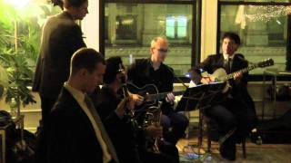 """BLUE TURNING GREY OVER YOU"": JAKE SANDERS QUINTET (May 18, 2011)"