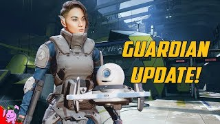 DB | Guardian Update! Opening 80 Ghost Clip Equipment Cases!