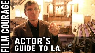 An Actor's Guide To Making It In Los Angeles - Bill Oberst Jr. [ACTING MASTERCLASS]