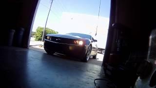 2012 camaro v6 magnaflow cat back exhaust k intake