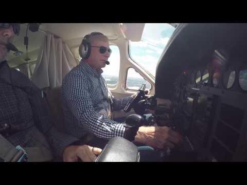 Roy Kessell Recurrent Training Cessna 421C 2017 (Full Video)