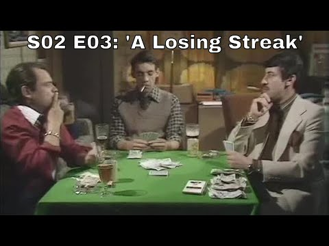 "Only Fools and Horses. Script #10 ie S02 E03 ""A Losing Streak"" (Season 2: Episode 3 of 7)"