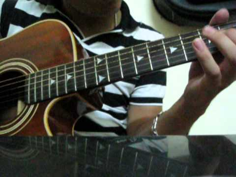 DemFox rain ( My girl friend is Gumiho OST) - Demo guitar Travel Video