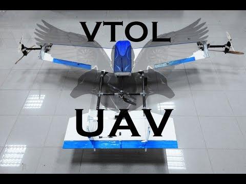 Vertical TakeOff and Landing UAV - Cerberus