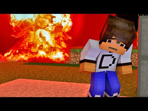 Minecraft - Industrial Craft: Explosão Nuclear