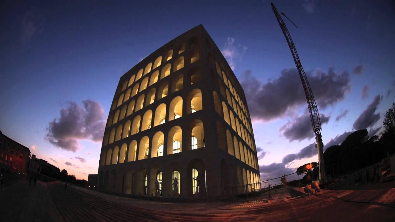 The Fendi Headquarters Opening Time Lapse