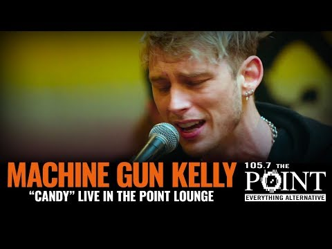 Machine Gun Kelly - Candy (LIVE) Intimate Point Lounge Performance