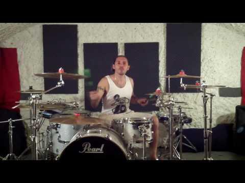 Karunesh- Arabian Nights cover drum Alessio Alex Nicolai