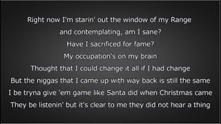 j cole window pain lyrics