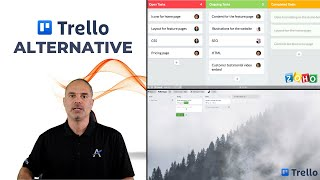 Great Trello Alternative | Manage tasks quickly and easily - Thank you Varun!