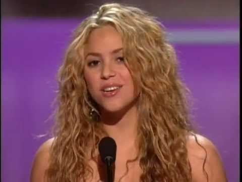 [facebook.com/shakiraineditos] | Shakira Humanitarian Award Tribute 2008 ALMA AWARDS