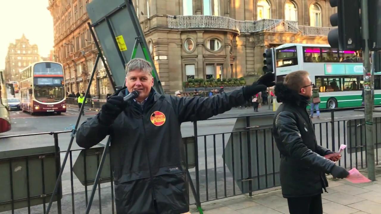 PATRIOT24 BIZNES: Minimalnej stawki 10 funtów za godzinę domaga się Szkocka Partia Socjalistyczna