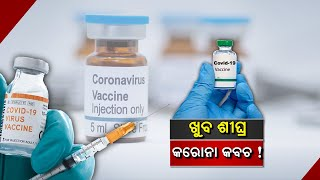 Covid 19 Vaccine Will Be Available In India By Start Of 2021    News Corridor    KalingaTV