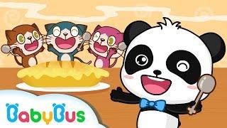 ♬ Three little kittens | 经典英文儿歌 | 幼儿动画童谣 | 宝宝巴士