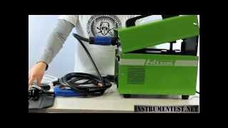 Сварочный аппарат Edison MIG-280 twin edition(Интернет — магазин «Инструменто» представляет видео обзор Сварочный аппарат Edison MIG-280 twin edition. Вы можете..., 2015-02-22T06:07:36.000Z)