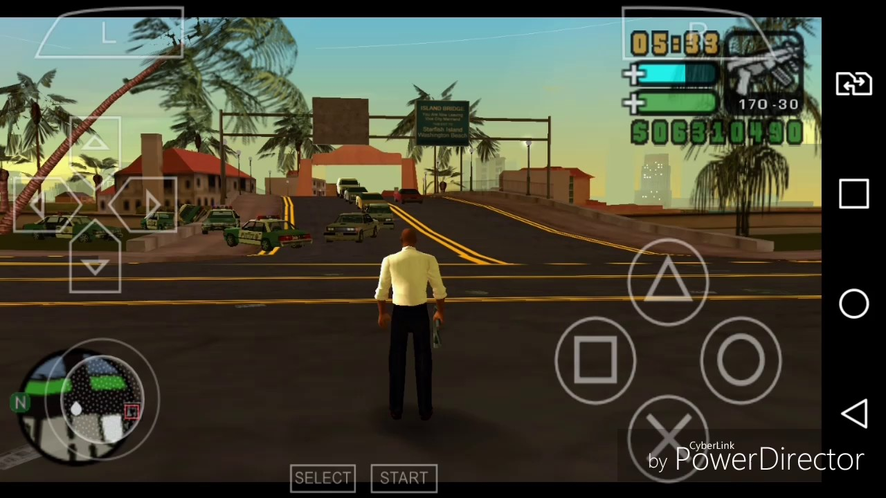 download gta san andreas lite for ppsspp