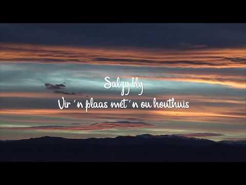 Theuns Jordaan – Sal Jy Bly (Met Lirieke)