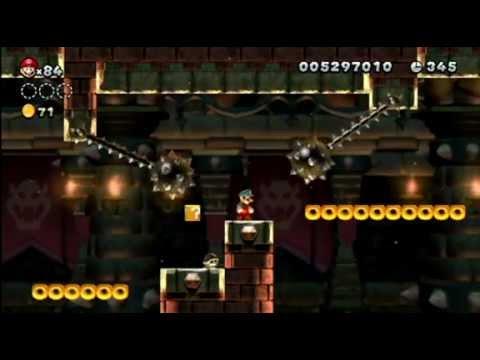 New Super Mario Bros. U Playthrough Part 11 (FINALE)