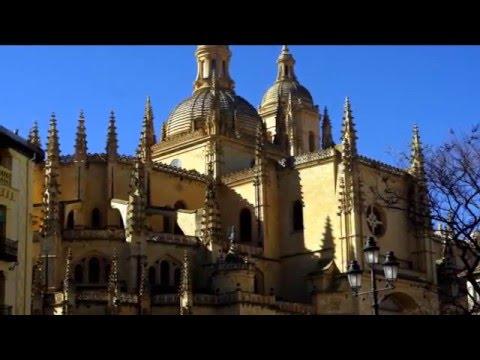 Fotos de: Segovia -  Catedral de Nuestra Sra. de la Asunción y de San Frutos