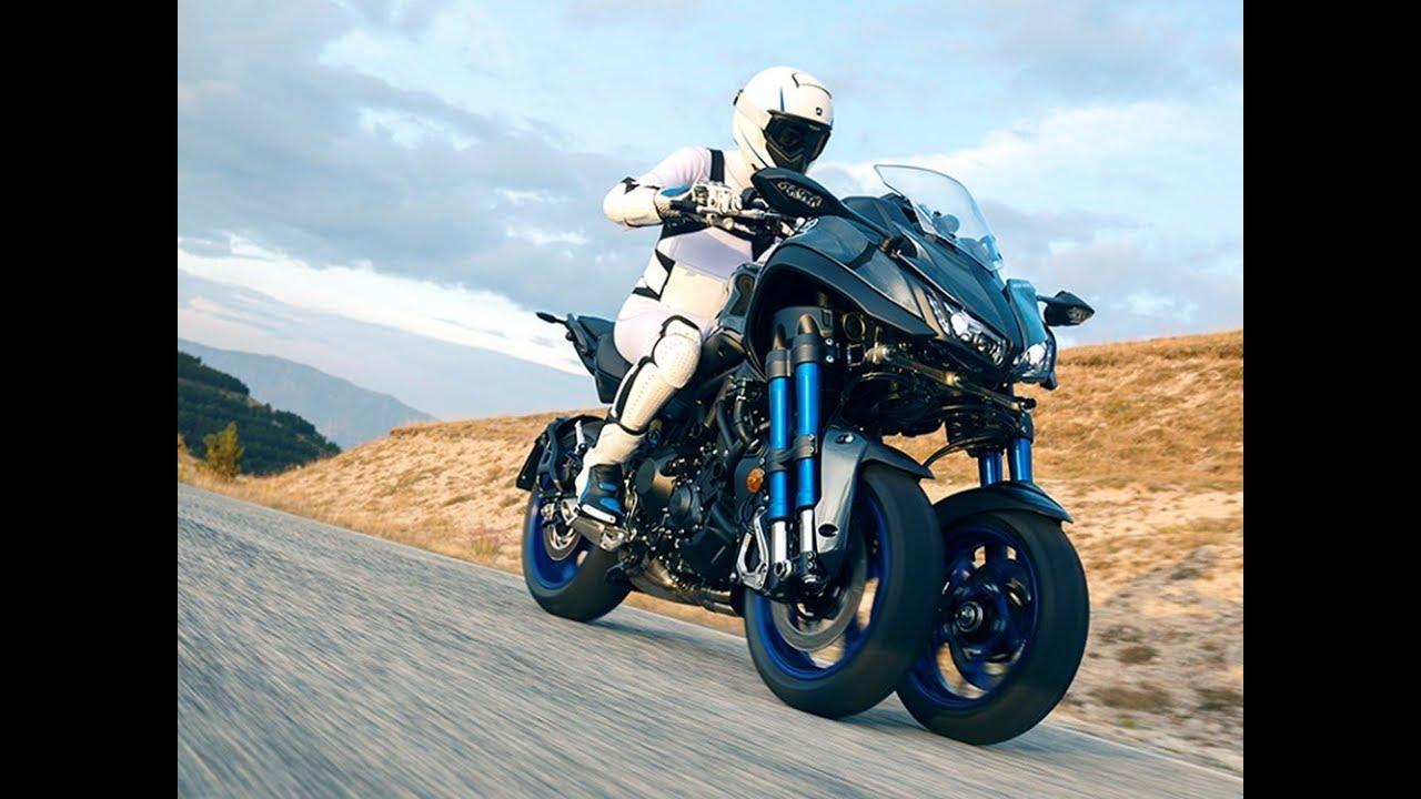 escalada Whitney circuito  New 2018 Yamaha Niken | Un monstruo de 3 ruedas! | Caracteristicas | Fecha  de lanzamiento - YouTube