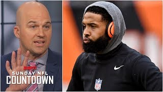 What do Odell Beckham Jr.'s off-field antics mean for his Browns future? | NFL Countdown