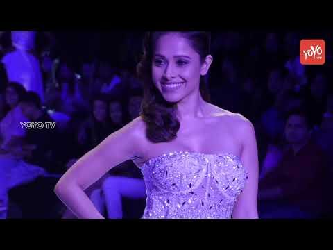 Nushrat Bharucha Showstopper For Designer Shivani (Tisharth) At Bombay Times Fashion Week   YOYO TV thumbnail