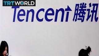 Money Talks: China's Tencent tops Facebook in market value