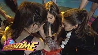 It's Showtime: Team Nadine's ice bucket challenge