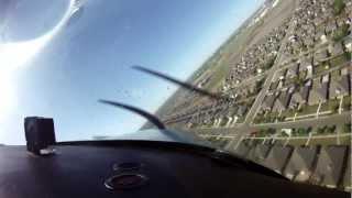 Taking off and landing KTDW Amarillo