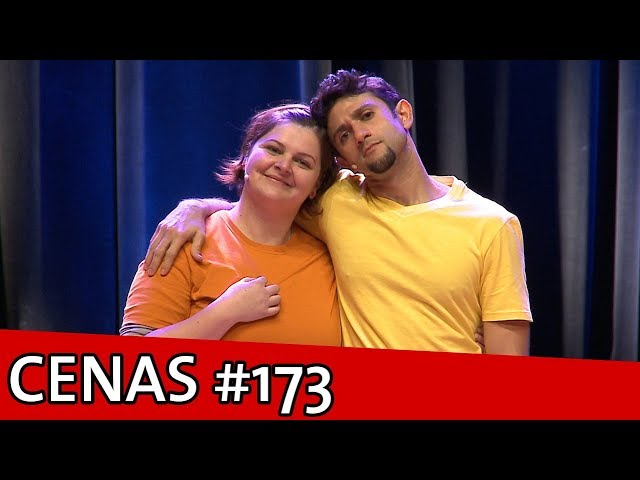 CENAS IMPROVÁVEIS #173