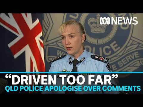 Qld Police Commissioner Apologises After Camp Hill Car Fire Comments | ABC News