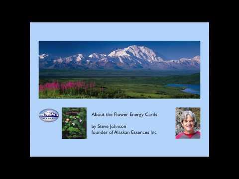 Flower Energy Cards  from Alaskan Essences