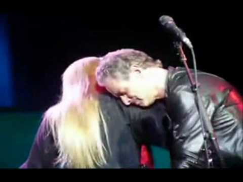 Stevie Nicks & Lindsey Buckingham ♥ [Silver Springs 97]
