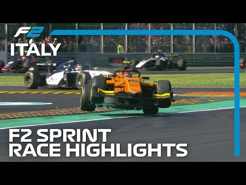 Formula 2 Sprint Race Highlights | 2019 Italian Grand Prix