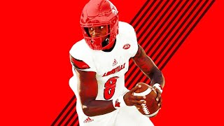 Lamar Jackson || 2017-2018 Louisville Highlights ᴴᴰ thumbnail