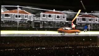 U2 - Cedarwood Road Live Ietour Berlin 29.09.2015