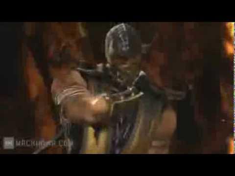 JT Machinima   Finish Him! A Mortal Kombat Rap MK Musical Machinima)