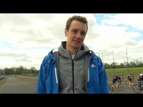 Alistair Brownlee interview
