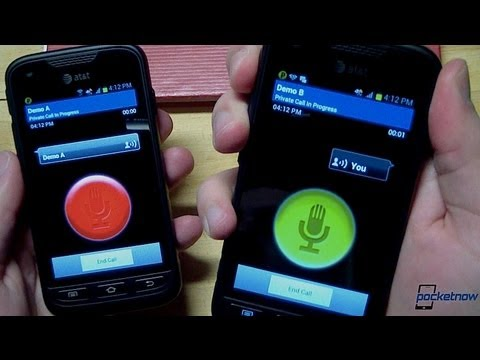 AT&T Enhanced Push To Talk: A Guided Tour