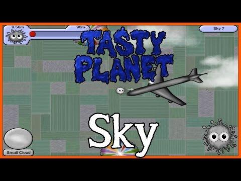 Tasty Planet - 100% Walkthrough | Sky [7]