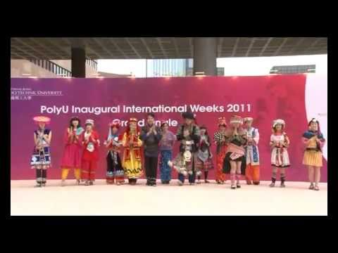 International Weeks - Chinese Ethnic Costumes Catwalk Performance