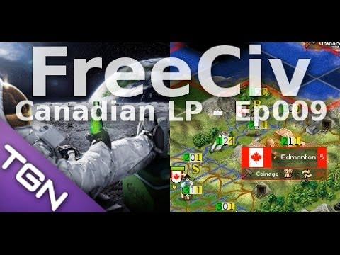 FreeCiv 2.4.0 [SDL Client] Canadian LP - Ep009