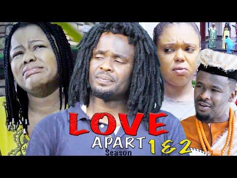 LOVE APART SEASON 1 {NEW HIT MOVIE} - ZUBBY MICHEAL|2021 Latest Nigerian Nollywood Movie
