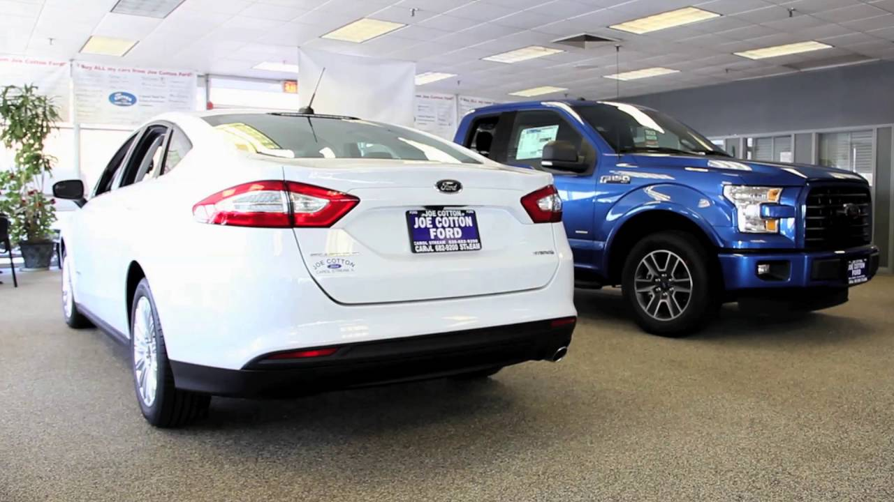 Vehicle Service and Maintenance - Carol Stream | Joe Cotton Ford