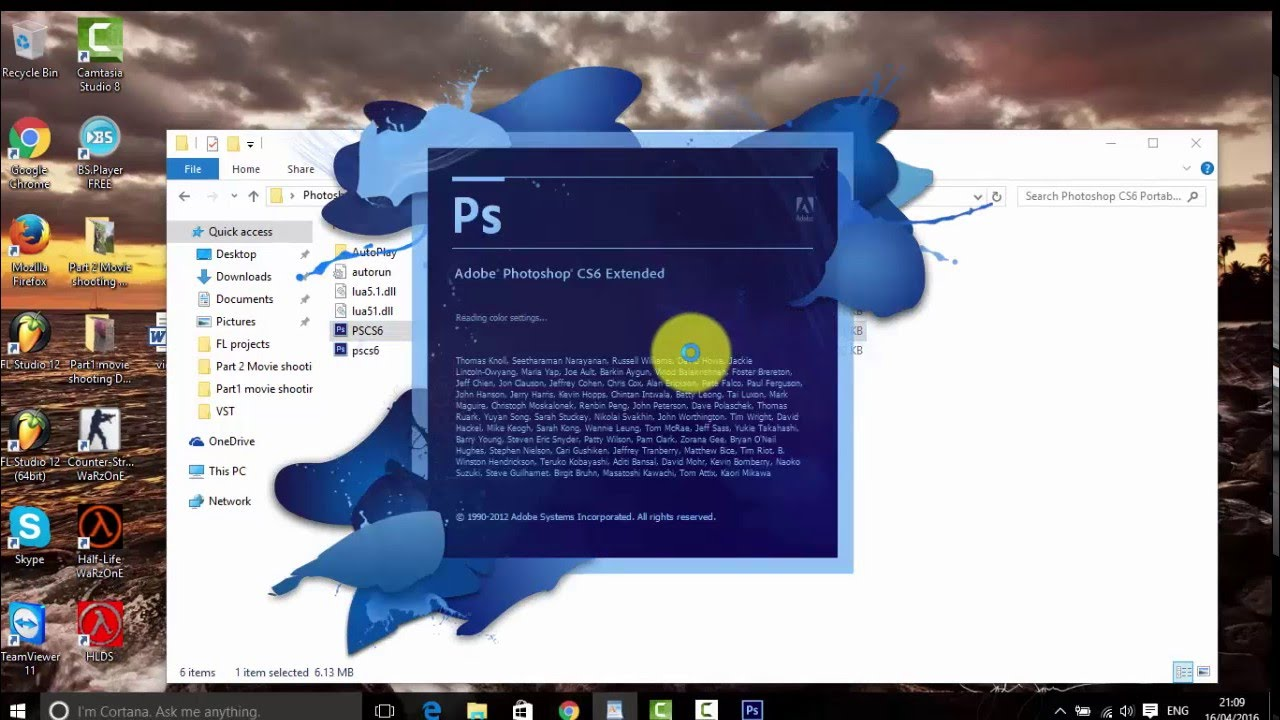 adobe photoshop cs6 extended serial number 2016