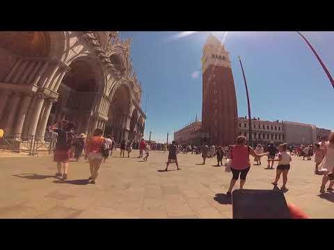 Trip from Rijeka, Croatia to Venice, Italy