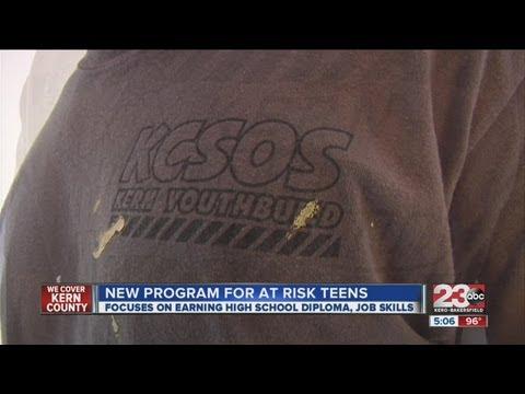 New program to help at risk teens graduate, learn job skills