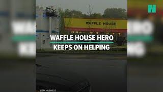 Waffle House Shooting Hero James Shaw JR Gets Honoured