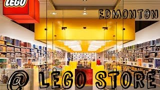 VEDA #1 - Geeking out @ the LEGO Store (in Edmonton)